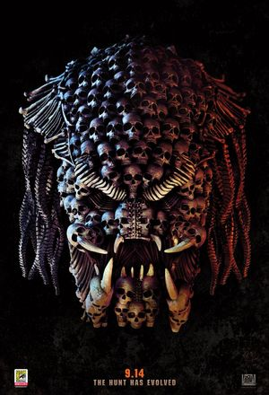 The Predator 2018 720p BRRip Full Movie Hindi Dubbed Dual Audio