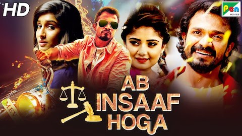 Ab Insaaf Hoga 2019 Hindi Dubbed 720p HDRip 850MB