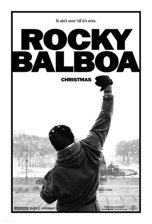 Poster of Rocky VI Balboa 2006 Full Hindi Dual Audio Movie Download BluRay 720p