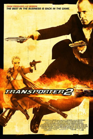 Transporter 2 2005 720p BRRip Full Movie Hindi Dubbed Dual Audio