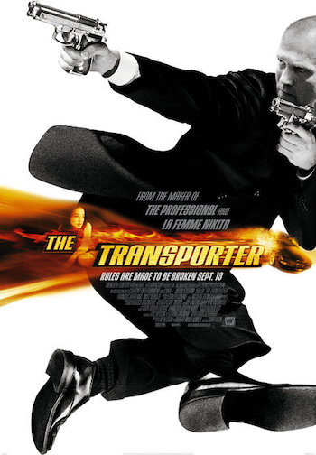 The Transporter 2002 Dual Audio Hindi 720p BluRay 750MB