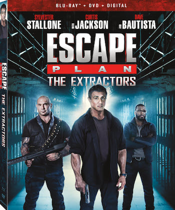 Escape Plan The Extractors 2019 English 720p BRRip 850MB ESubs