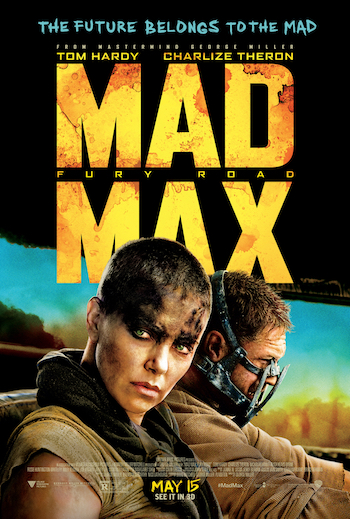 Mad Max Fury Road 2015 Dual Audio Hindi English BRRip 720p 480p Movie Download