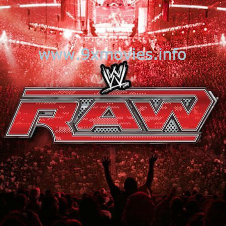 WWE Monday Night Raw 10 August 2020 HDTV 720p 480p 500MB