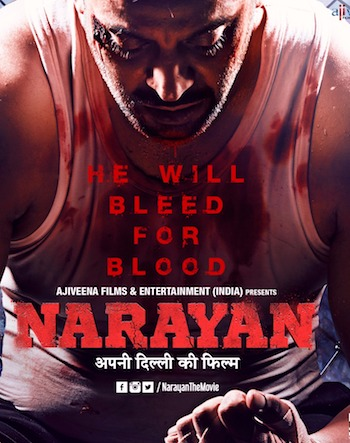 Narayan 2017 Hindi 720p HDTV 800mb