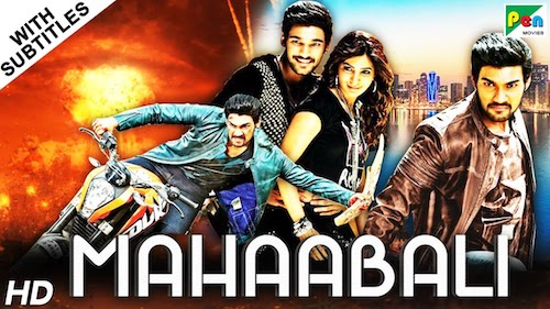 Mahaabali 2019 Hindi Dubbed 480p HDRip 350mb