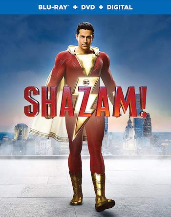 Shazam 2019 Dual Audio ORG Hindi 480p BluRay 400MB