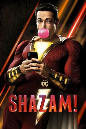 Poster of Shazam! 2019 Full Hindi Dual Audio Movie Download BluRay 1080p