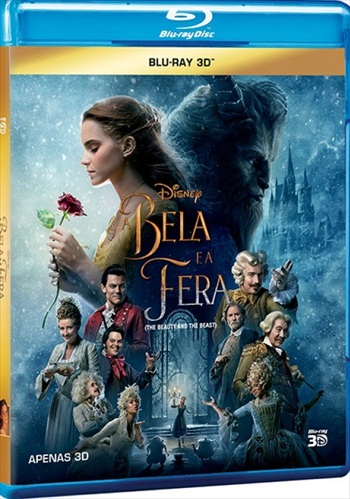 Beauty and The Beast 2017 Dual Audio ORG Hindi 480p BluRay 350mb