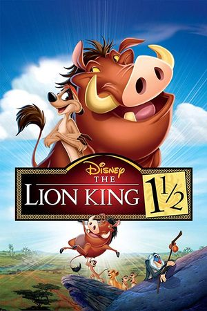Poster of The Lion King 3: Hakuna Matata 2004 Full Hindi Dual Audio Movie Download BluRay 720p