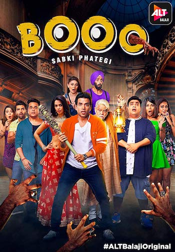 Booo Sabki Phategi 2019 Hindi Season 01 Complete 720p HDRip x264