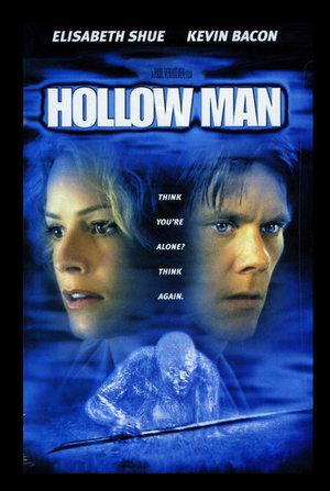 Poster of Hollow Man 2000 Full Hindi Dual Audio Movie Download BluRay 720p