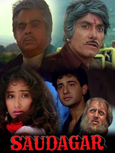 Saudagar 1991 Hindi Movie Download
