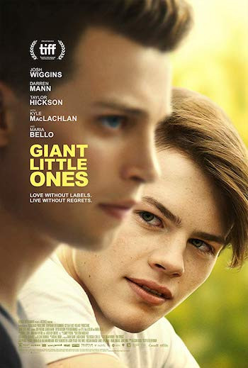 Giant Little Ones 2019 English 720p WEB-DL 800MB ESubs