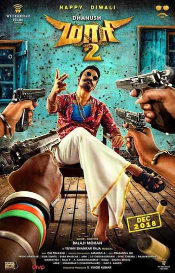 Maari 2 2018 Hindi Dubbed Full Movie Download