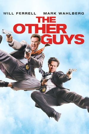 Poster of The Other Guys 2010 Full Hindi Dual Audio Movie Download BluRay 720p