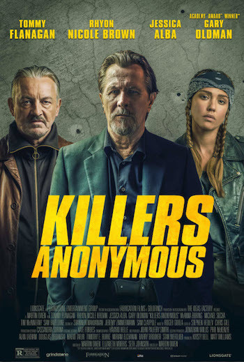 Killers Anonymous 2019 English 720p WEB-DL 800MB ESubs