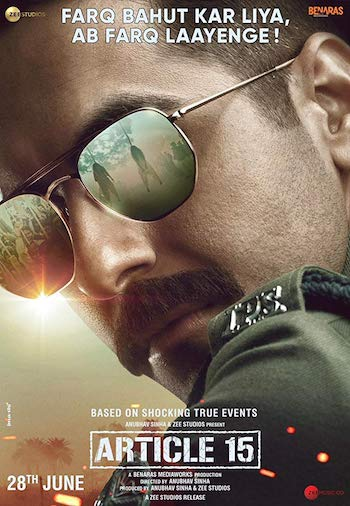 Article 15 2019 Hindi Full Movie Download