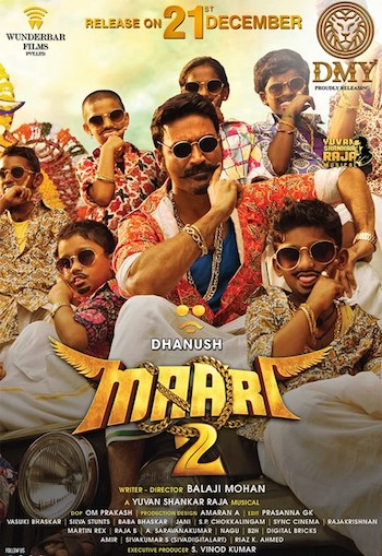 Maari 2 (2019) Hindi Dubbed Movie Download