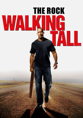 Poster of Walking Tall 2004 Full Hindi Dual Audio Movie Download BluRay 720p