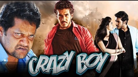 Crazy Boy 2019 Hindi Dubbed Full Movie 300mb Download