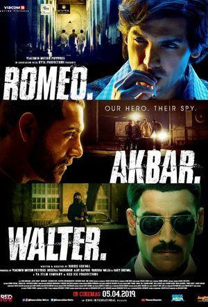 Romeo Akbar Walter 2019 Hindi HDRip Full Movie Download HD