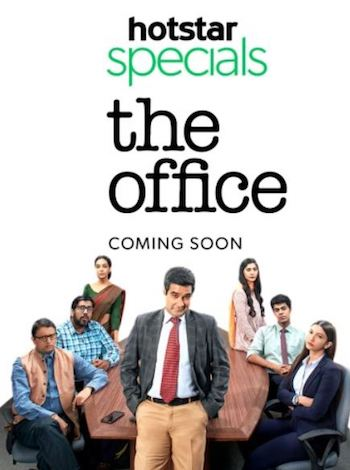 The Office 2019 Hindi Season 01 Complete 720p HDRip x264