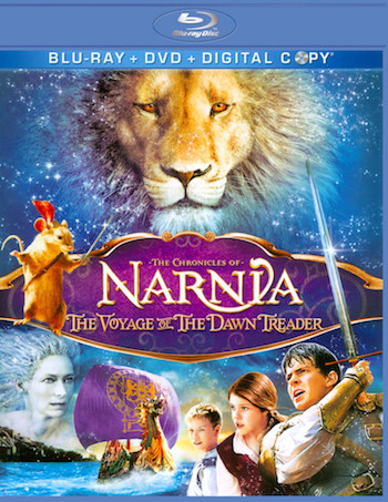 The Chronicles Of Narnia - The Voyage Of The Dawn Treader 2010 Dual Audio Hindi Bluray Movie Download