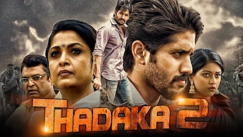 Thadaka 2 2019 Hindi Dubbed 720p HDRip 900mb