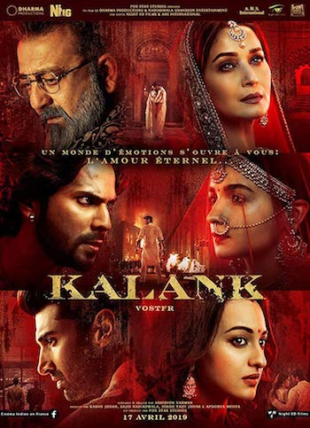 Kalank 2019 Hindi 480p WEB-DL 450MB