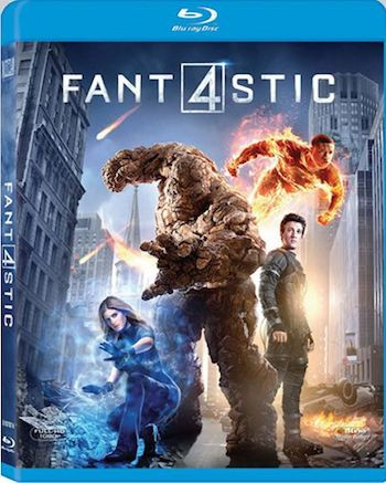 Fantastic Four 2015 Dual Audio Hindi Bluray Movie Download
