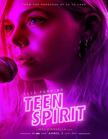 Teen Spirit 2018 English 720p AMZN Web-DL 700MB ESubs