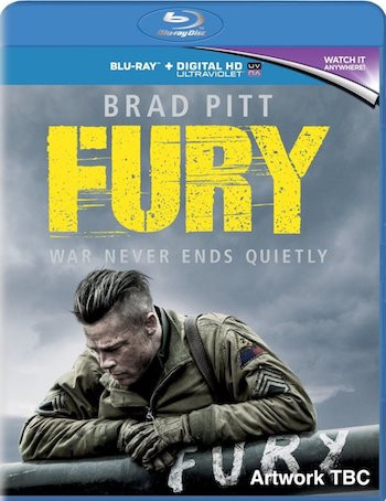 Fury 2014 Dual Audio Hindi Bluray Movie Download