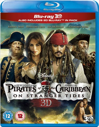 Pirates of the Caribbean On Stranger Tides 2011 Dual Audio Bluray Movie Download