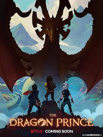 The Dragon Prince S01 Dual Audio Hindi All Episodes Download