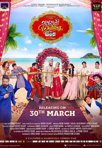 Gujarati Wedding in Goa 2018 Gujarati 720p WEB-DL 950mb