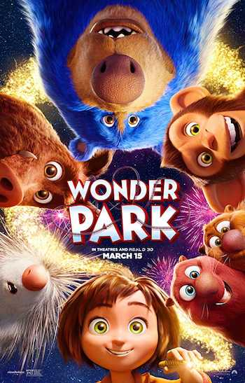 Wonder Park 2019 Dual Audio Hindi English BluRay 480p Movie Download