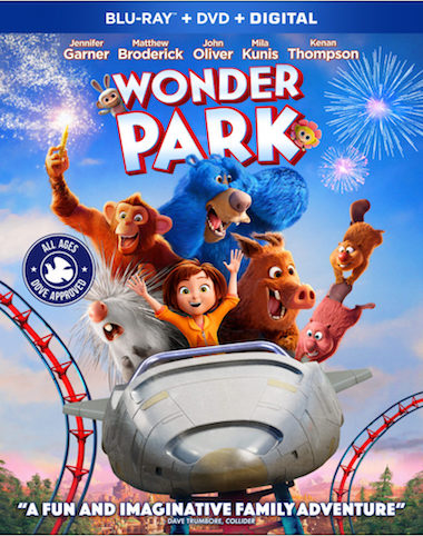 Wonder Park 2019 Dual Audio Hindi 480p BluRay 250mb