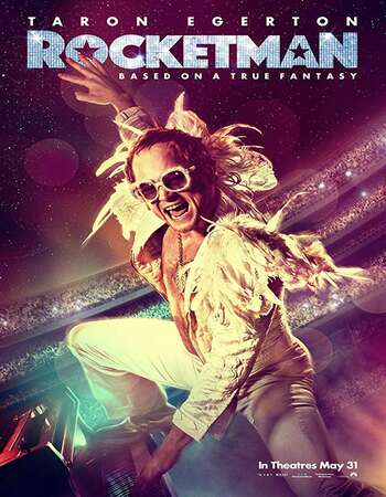 Rocketman 2019 English 720p HC HDRip 900MB