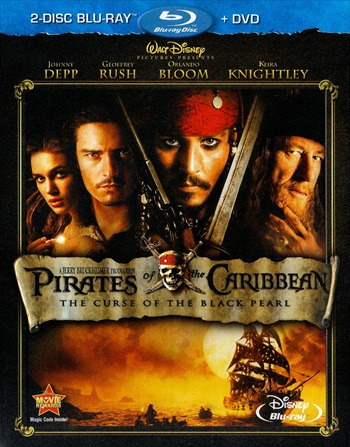 Pirates Of The Caribbean The Curse Of The Black Pearl 2003 Dual Audio Hindi 480p BluRay 400MB