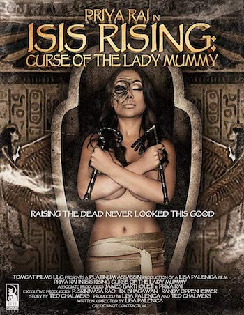 Curse Of The Lady Mummy 2013 Dual Audio Hindi Bluray Movie Download