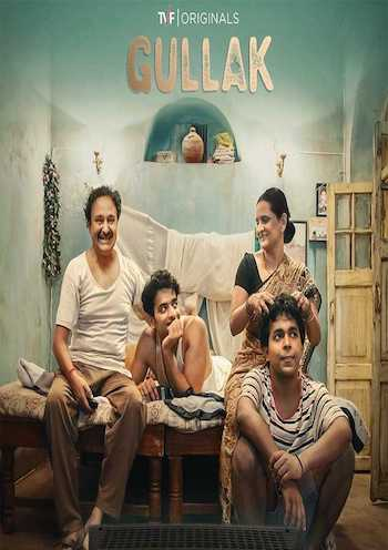 Gullak 2019 Hindi WEB Series Complete 720p 480p WEB-DL 850MB