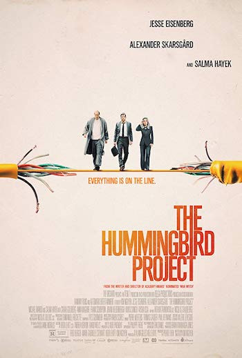 The Hummingbird Project 2018 English 720p BRRip 1GB ESubs