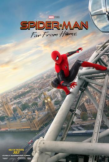 Spider-Man Far From Home 2019 Dual Audio Hindi Full Movie Download