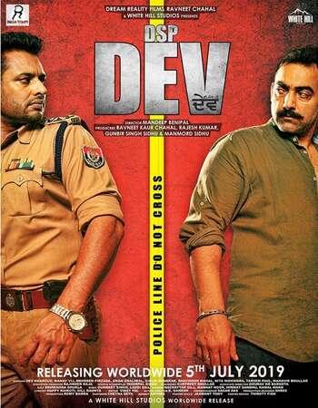 DSP Dev 2019 Full Punjabi Movie 480p Download