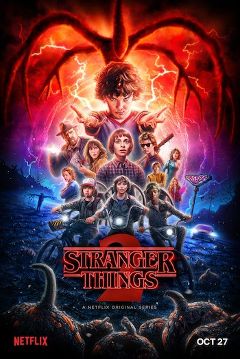 Stranger Things S02 Dual Audio Hindi Complete 720p 480p WEB-DL 1.4GB