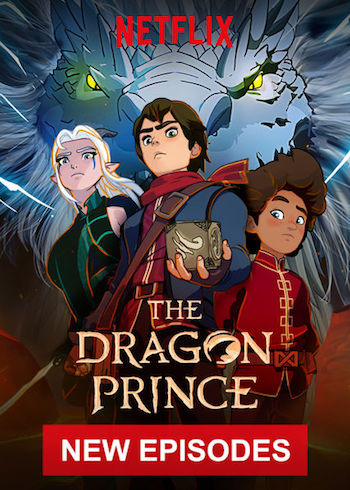 The Dragon Prince S02 Dual Audio Hindi All Episodes Download