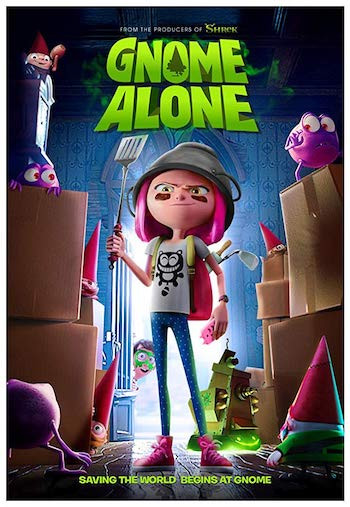Gnome Alone 2017 Dual Audio Hindi Movie Download
