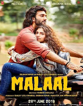 Malaal 2019 Hindi 720p HDRip ESubs