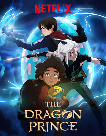 The Dragon Prince S01 Complete Hindi Dual Audio 720p Web-DL MSubs